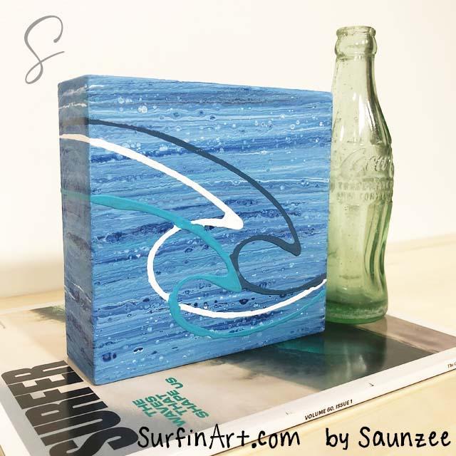 Surfing-Art-Triple-Wave-Surf-Painting-Art-Gallery-Decor-8405