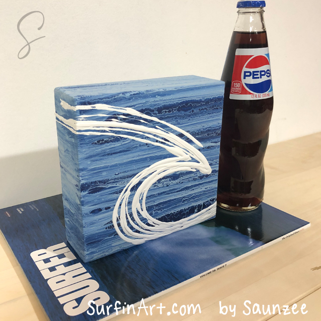 Surfing-Art-Wave-Paintings-Surfer-Art-Hang-Loose-2673.